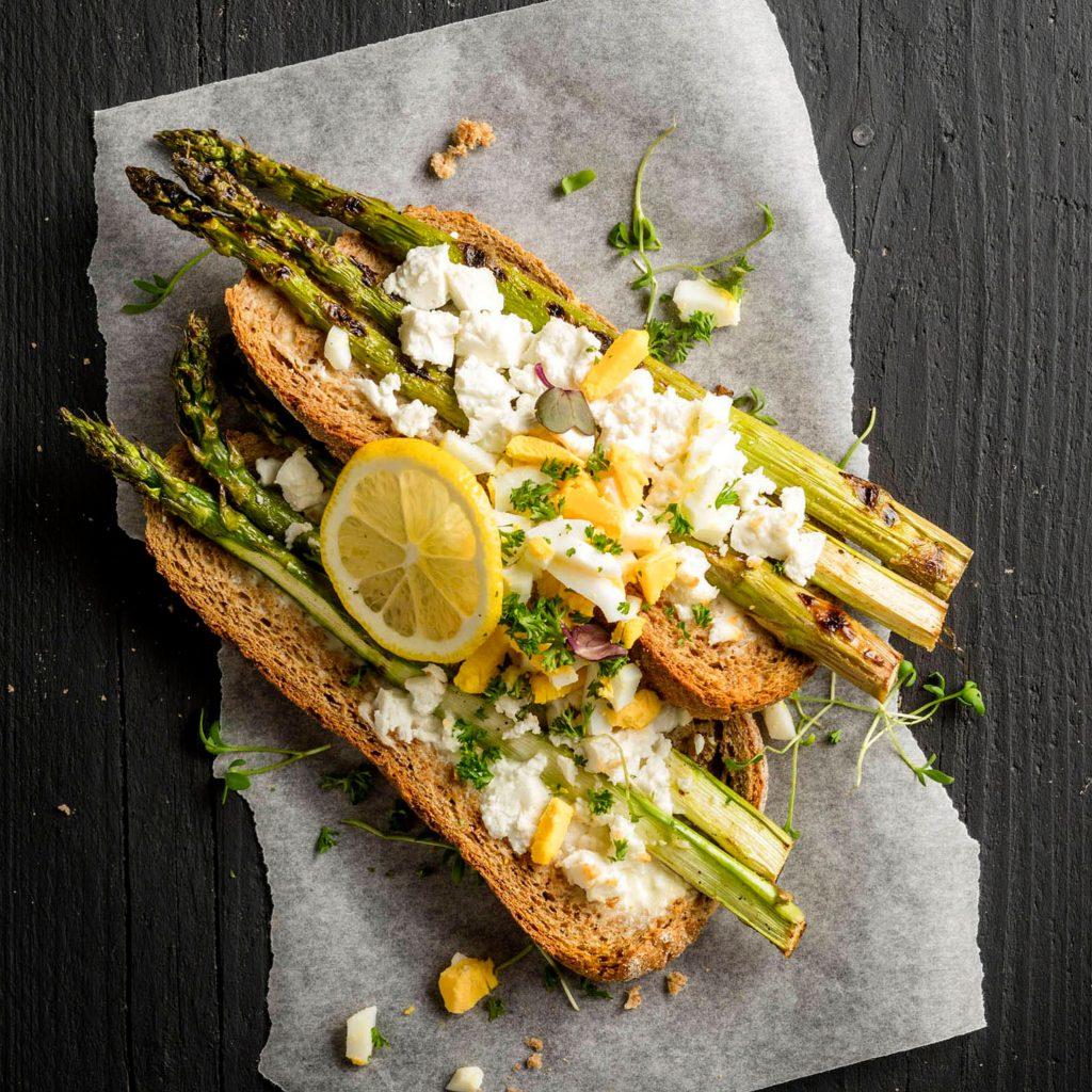 Brood asperge