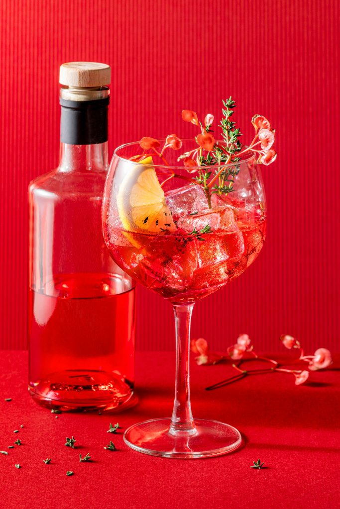 GNT Cocktail red